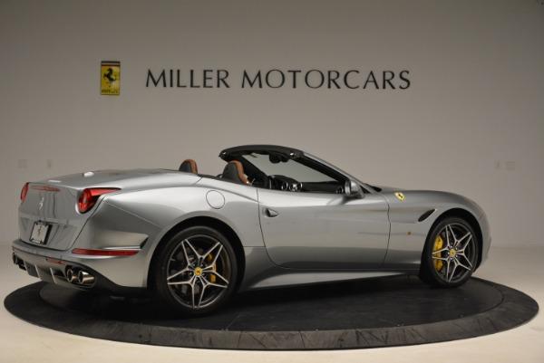 Used 2018 Ferrari California T for sale Sold at Aston Martin of Greenwich in Greenwich CT 06830 8