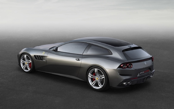 New 2020 Ferrari GTC4LUSSO for sale Call for price at Aston Martin of Greenwich in Greenwich CT 06830 4