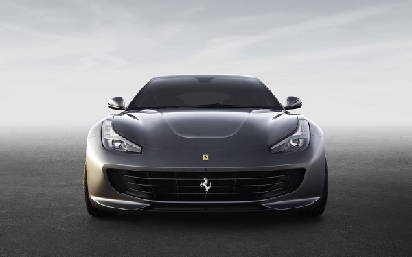 New 2020 Ferrari GTC4LUSSO for sale Call for price at Aston Martin of Greenwich in Greenwich CT 06830 5