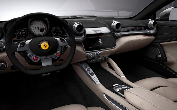 New 2020 Ferrari GTC4LUSSO for sale Sold at Aston Martin of Greenwich in Greenwich CT 06830 9