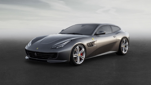 New 2020 Ferrari GTC4LUSSO for sale Call for price at Aston Martin of Greenwich in Greenwich CT 06830 1