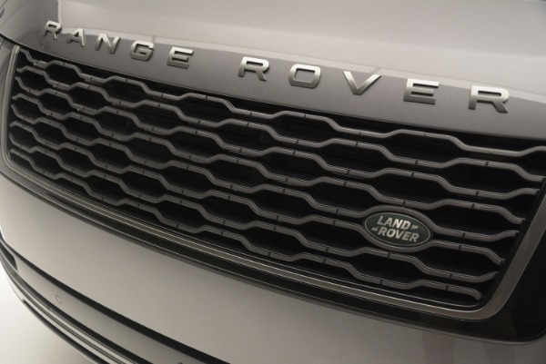 Used 2018 Land Rover Range Rover Supercharged LWB for sale Sold at Aston Martin of Greenwich in Greenwich CT 06830 13