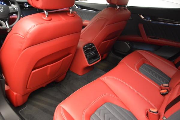 New 2018 Maserati Quattroporte S Q4 GranLusso for sale Sold at Aston Martin of Greenwich in Greenwich CT 06830 16
