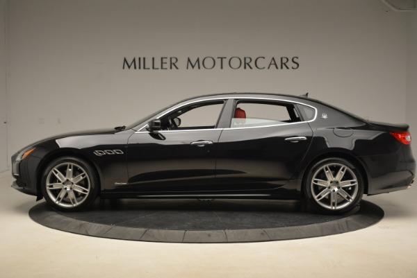 New 2018 Maserati Quattroporte S Q4 GranLusso for sale Sold at Aston Martin of Greenwich in Greenwich CT 06830 3