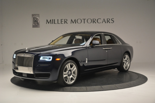 Used 2015 Rolls-Royce Ghost for sale Sold at Aston Martin of Greenwich in Greenwich CT 06830 2
