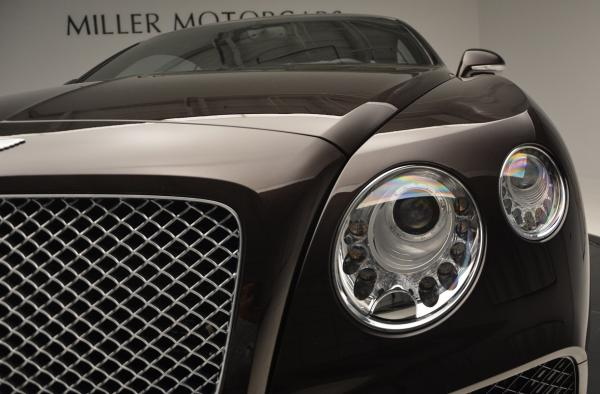 Used 2016 Bentley Continental GT W12 for sale Sold at Aston Martin of Greenwich in Greenwich CT 06830 15