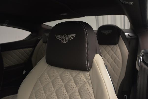 Used 2016 Bentley Continental GT W12 for sale Sold at Aston Martin of Greenwich in Greenwich CT 06830 25