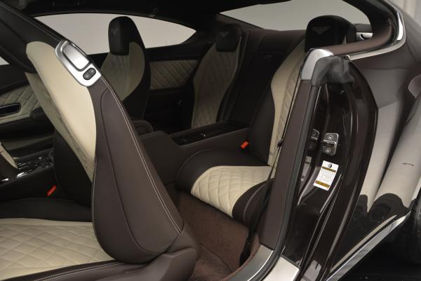 Used 2016 Bentley Continental GT W12 for sale Sold at Aston Martin of Greenwich in Greenwich CT 06830 26