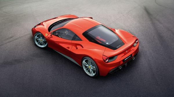 New 2019 Ferrari 488 GTB for sale Sold at Aston Martin of Greenwich in Greenwich CT 06830 2