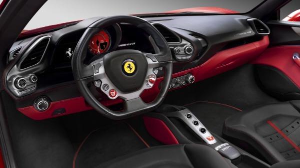 New 2019 Ferrari 488 GTB for sale Sold at Aston Martin of Greenwich in Greenwich CT 06830 6