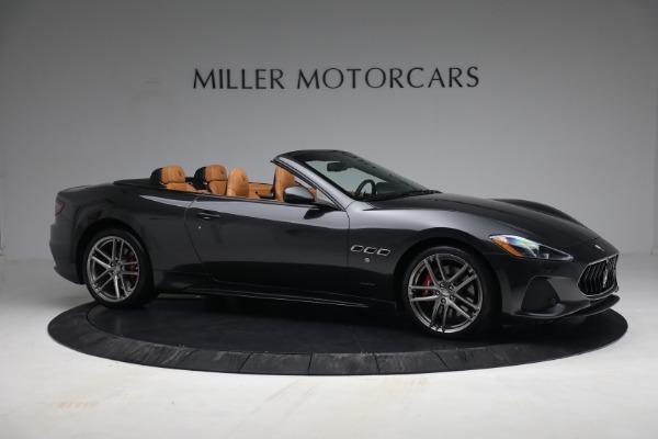 Used 2018 Maserati GranTurismo Sport for sale Sold at Aston Martin of Greenwich in Greenwich CT 06830 10