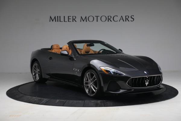 Used 2018 Maserati GranTurismo Sport for sale Sold at Aston Martin of Greenwich in Greenwich CT 06830 11