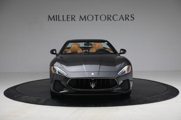Used 2018 Maserati GranTurismo Sport for sale Sold at Aston Martin of Greenwich in Greenwich CT 06830 12