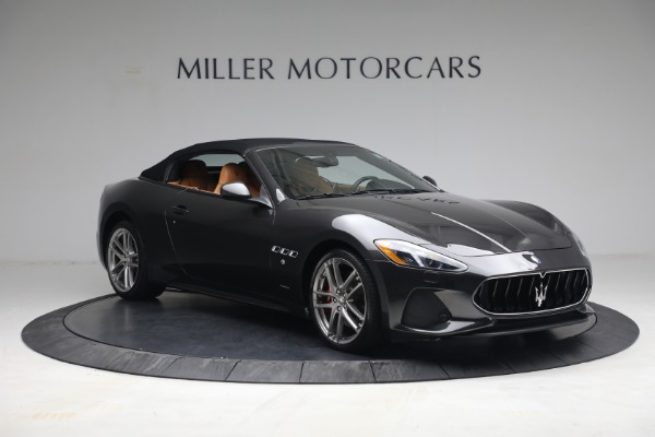 Used 2018 Maserati GranTurismo Sport for sale Sold at Aston Martin of Greenwich in Greenwich CT 06830 14