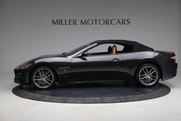 Used 2018 Maserati GranTurismo Sport for sale Sold at Aston Martin of Greenwich in Greenwich CT 06830 16