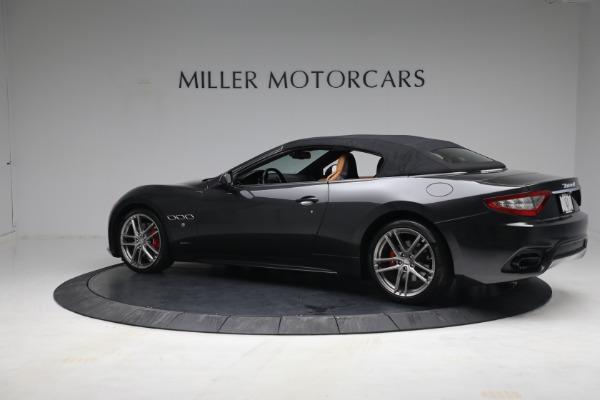 Used 2018 Maserati GranTurismo Sport for sale Sold at Aston Martin of Greenwich in Greenwich CT 06830 17