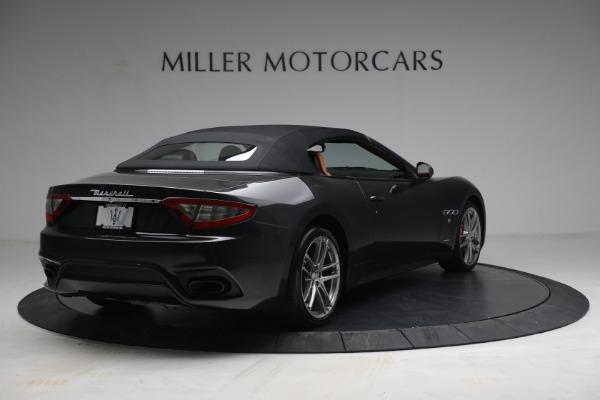 Used 2018 Maserati GranTurismo Sport for sale Sold at Aston Martin of Greenwich in Greenwich CT 06830 18