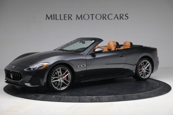 Used 2018 Maserati GranTurismo Sport for sale Sold at Aston Martin of Greenwich in Greenwich CT 06830 2