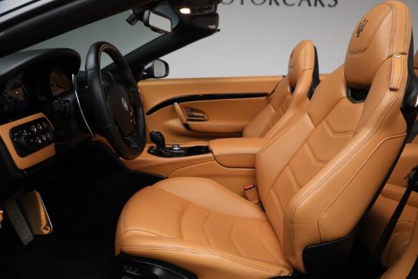 Used 2018 Maserati GranTurismo Sport for sale Sold at Aston Martin of Greenwich in Greenwich CT 06830 21