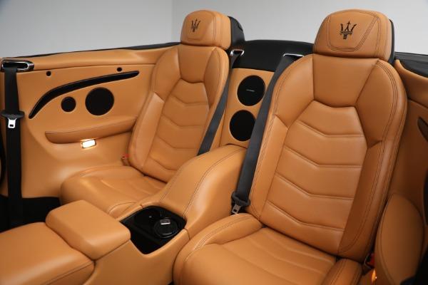 Used 2018 Maserati GranTurismo Sport for sale Sold at Aston Martin of Greenwich in Greenwich CT 06830 27