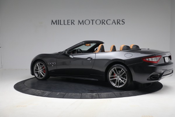 Used 2018 Maserati GranTurismo Sport for sale Sold at Aston Martin of Greenwich in Greenwich CT 06830 4