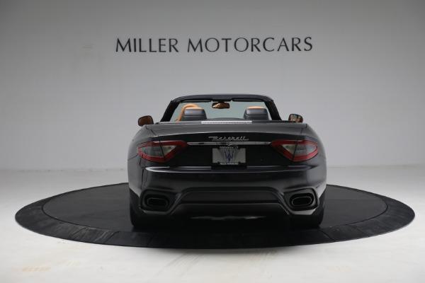 Used 2018 Maserati GranTurismo Sport for sale Sold at Aston Martin of Greenwich in Greenwich CT 06830 6