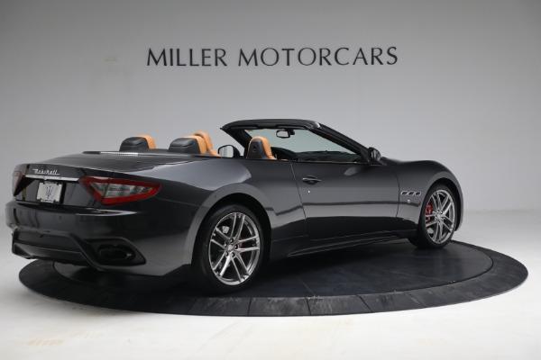 Used 2018 Maserati GranTurismo Sport for sale Sold at Aston Martin of Greenwich in Greenwich CT 06830 8