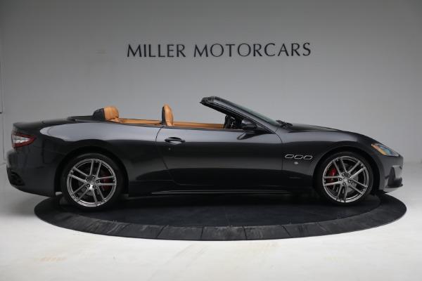 Used 2018 Maserati GranTurismo Sport for sale Sold at Aston Martin of Greenwich in Greenwich CT 06830 9