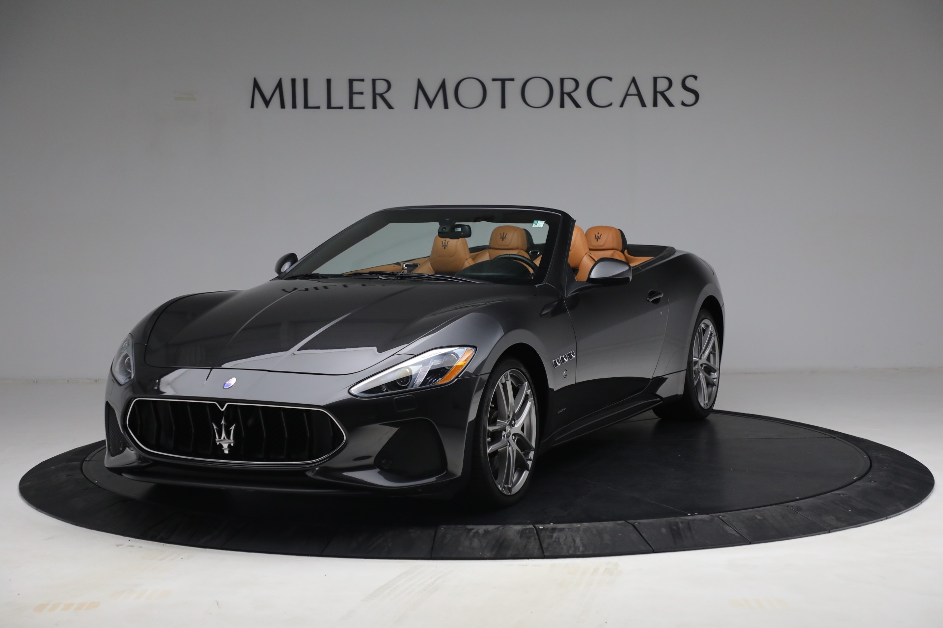 Used 2018 Maserati GranTurismo Sport for sale Sold at Aston Martin of Greenwich in Greenwich CT 06830 1