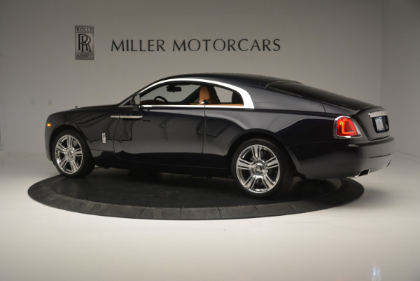 Used 2014 Rolls-Royce Wraith for sale Sold at Aston Martin of Greenwich in Greenwich CT 06830 4