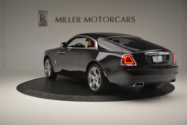 Used 2014 Rolls-Royce Wraith for sale Sold at Aston Martin of Greenwich in Greenwich CT 06830 5