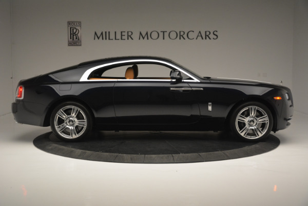 Used 2014 Rolls-Royce Wraith for sale Sold at Aston Martin of Greenwich in Greenwich CT 06830 9