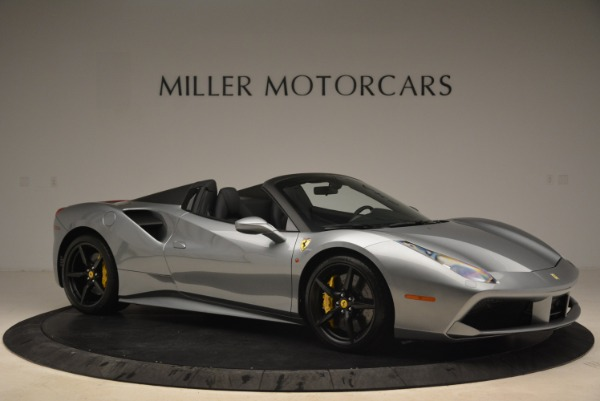 Used 2018 Ferrari 488 Spider for sale $274,900 at Aston Martin of Greenwich in Greenwich CT 06830 10