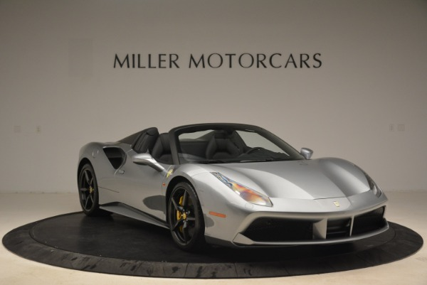 Used 2018 Ferrari 488 Spider for sale $274,900 at Aston Martin of Greenwich in Greenwich CT 06830 11
