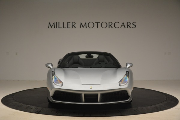 Used 2018 Ferrari 488 Spider for sale $274,900 at Aston Martin of Greenwich in Greenwich CT 06830 12