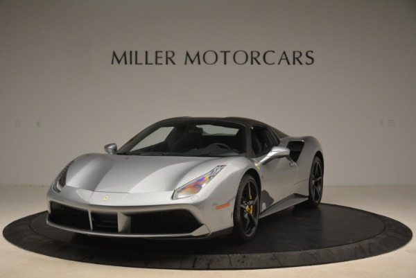 Used 2018 Ferrari 488 Spider for sale $274,900 at Aston Martin of Greenwich in Greenwich CT 06830 13