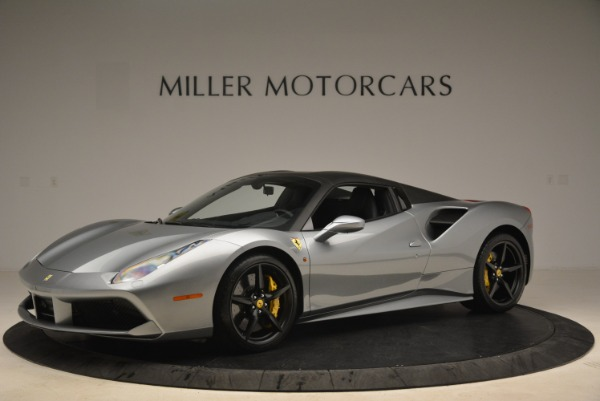 Used 2018 Ferrari 488 Spider for sale $274,900 at Aston Martin of Greenwich in Greenwich CT 06830 14
