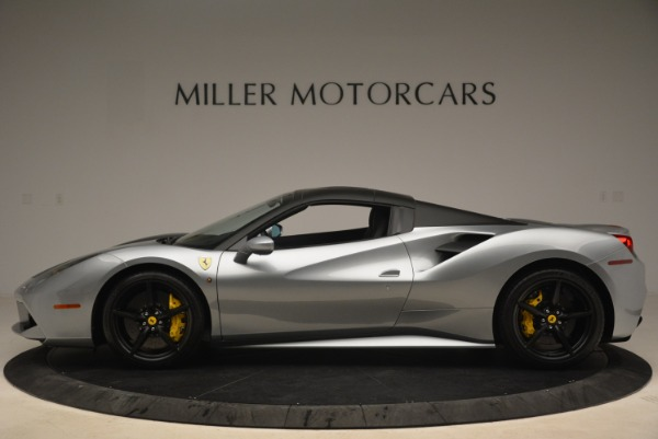 Used 2018 Ferrari 488 Spider for sale $274,900 at Aston Martin of Greenwich in Greenwich CT 06830 15