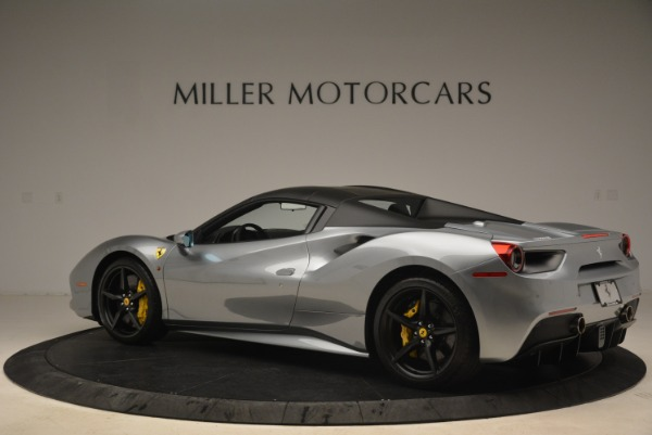Used 2018 Ferrari 488 Spider for sale $274,900 at Aston Martin of Greenwich in Greenwich CT 06830 16