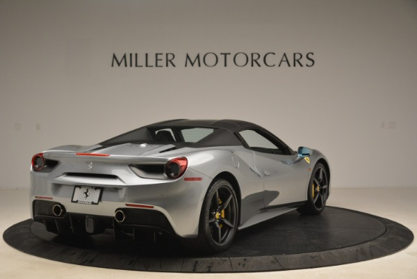 Used 2018 Ferrari 488 Spider for sale $274,900 at Aston Martin of Greenwich in Greenwich CT 06830 19