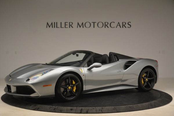 Used 2018 Ferrari 488 Spider for sale $274,900 at Aston Martin of Greenwich in Greenwich CT 06830 2