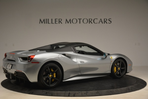 Used 2018 Ferrari 488 Spider for sale $274,900 at Aston Martin of Greenwich in Greenwich CT 06830 20