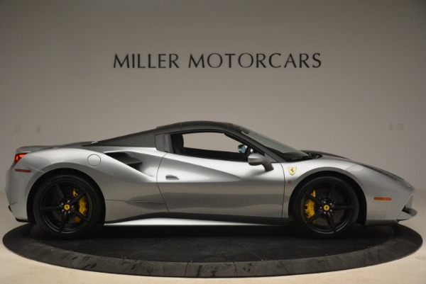 Used 2018 Ferrari 488 Spider for sale $274,900 at Aston Martin of Greenwich in Greenwich CT 06830 21
