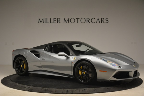 Used 2018 Ferrari 488 Spider for sale $274,900 at Aston Martin of Greenwich in Greenwich CT 06830 22