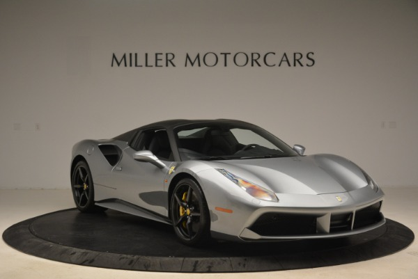 Used 2018 Ferrari 488 Spider for sale $274,900 at Aston Martin of Greenwich in Greenwich CT 06830 23