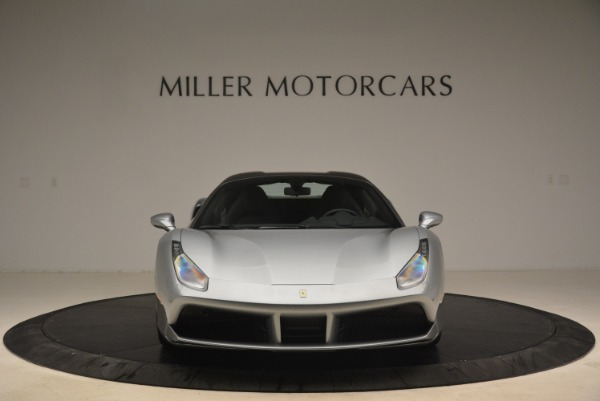 Used 2018 Ferrari 488 Spider for sale $274,900 at Aston Martin of Greenwich in Greenwich CT 06830 24