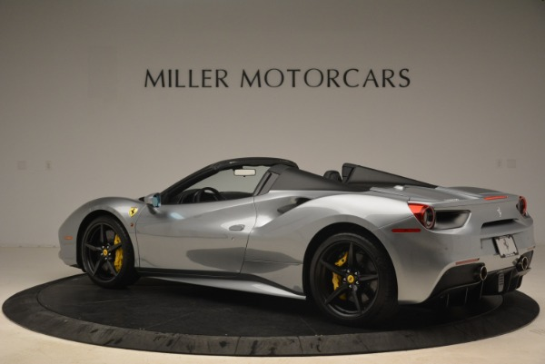 Used 2018 Ferrari 488 Spider for sale $274,900 at Aston Martin of Greenwich in Greenwich CT 06830 4