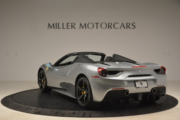 Used 2018 Ferrari 488 Spider for sale $274,900 at Aston Martin of Greenwich in Greenwich CT 06830 5