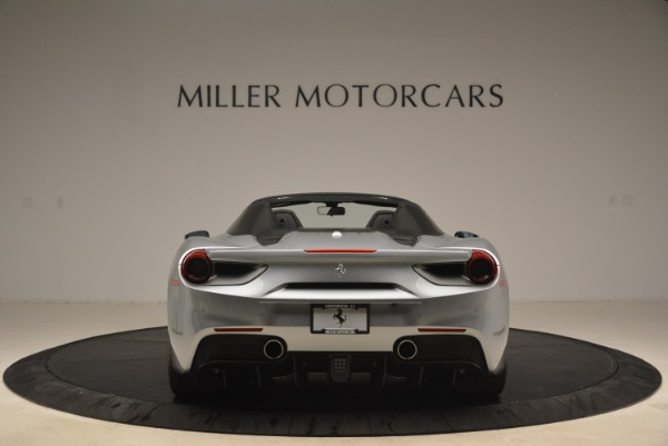 Used 2018 Ferrari 488 Spider for sale $274,900 at Aston Martin of Greenwich in Greenwich CT 06830 6