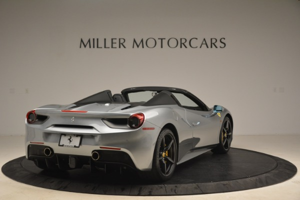 Used 2018 Ferrari 488 Spider for sale $274,900 at Aston Martin of Greenwich in Greenwich CT 06830 7